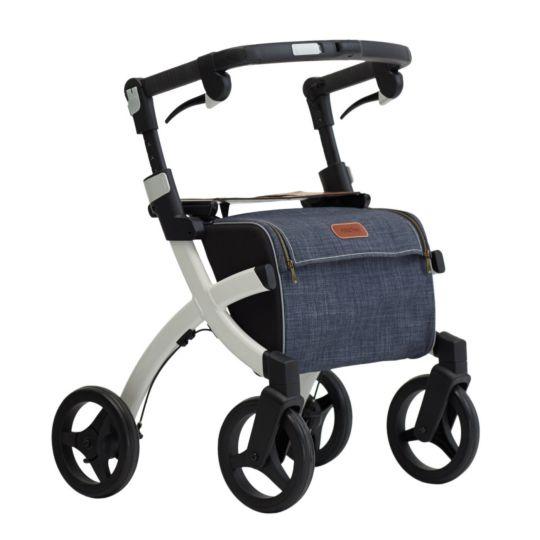 Rollator Rollz Flex mit Einkaufstasche 25lt.