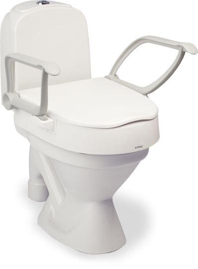 Toilettensitzerhöhung CLOO Armlehnen