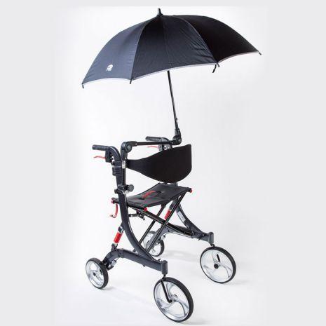 Schirm zu Rollator Carbon Spring
