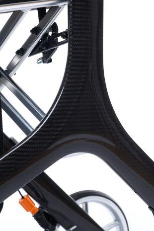 Rollator Carbon S / M / L in diversen Farben