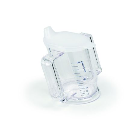 Trinkbecher-Set Handycup transparent