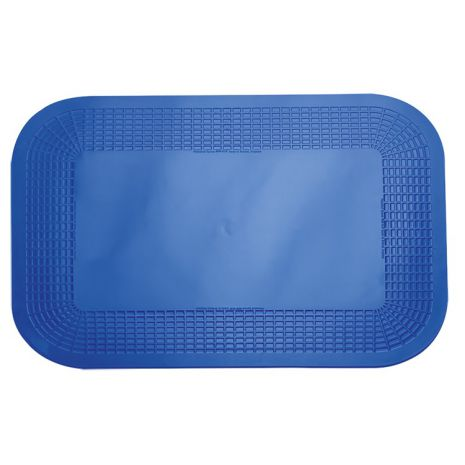 Dycem Anti-Rutsch Unterlage, 35x25 cm, blau